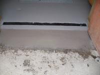 Epoxidový beton - dílna Úhříněves