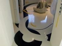 Epoxidová litá podlaha