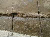 Oprava podlahy před aplikací