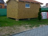Fasáda-zahradního domku