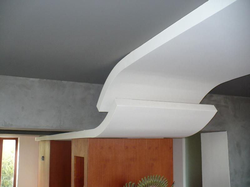 Moderní styl -obývací pokoj